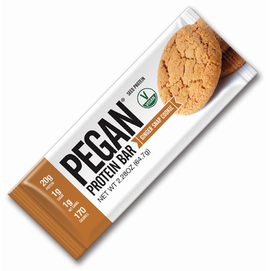 Julian Bakery Ginger Snap Cookie Pegan Protein Bar at Pure Feast