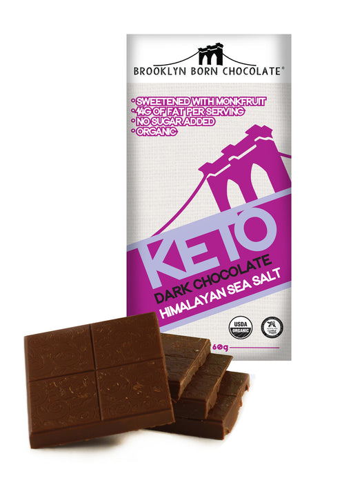 Buy Brooklyn Born Chocolate Keto Himalayan Sea Salt at Pure Feast