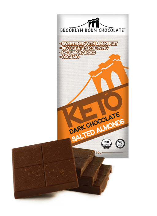 Brooklyn Born Chocolate Keto Salted Almond