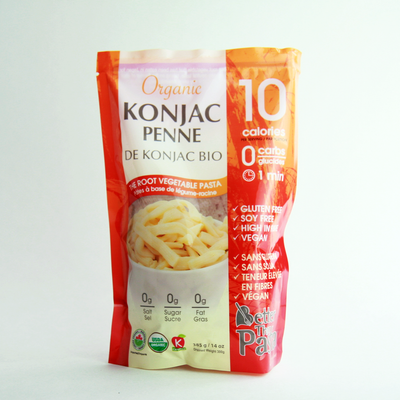 Buy Better Than Foods Organic Konjac Penne at Pure Feast