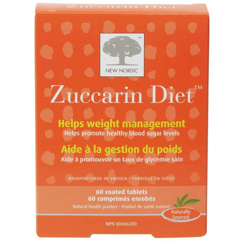 Buy New Nordic Zuccarin Diet at Pure Feast