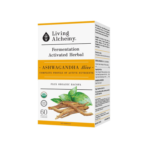 Buy Living Alchemy Ashwagandha Alive at Pure Feast