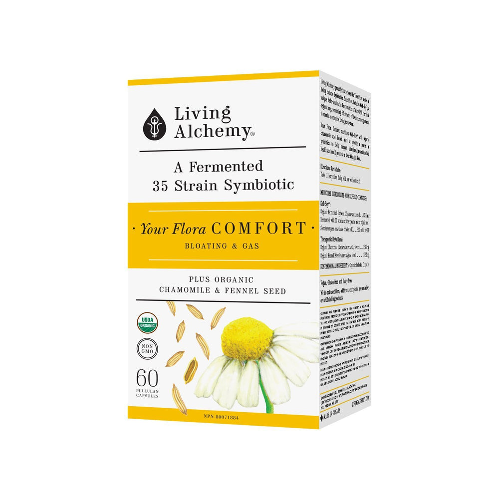 Buy Living Alchemy Your Flora Comfort at Pure Feast