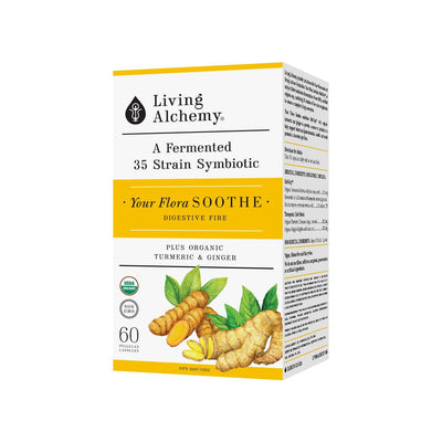 Buy Living Alchemy Your Flora Soothe at Pure Feast