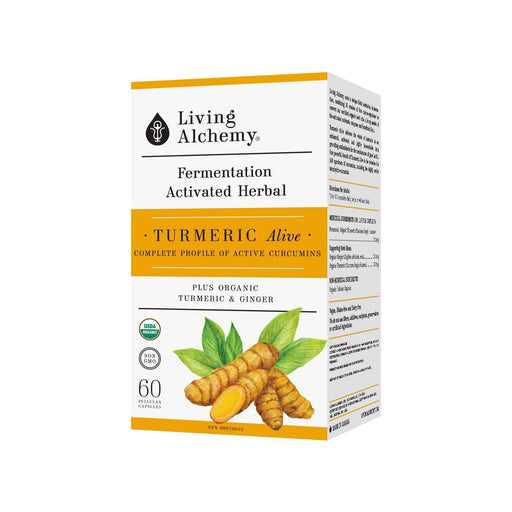 Buy Living Alchemy Turmeric Alive at Pure Feast