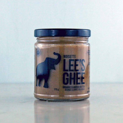 Lee's Ghee Organic Beurre Noisette: Brown Butter Ghee