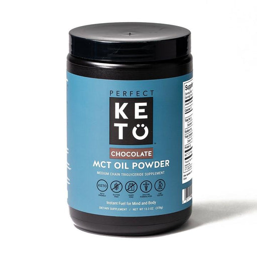 Perfect Keto Chocolate MCT Oil Powder