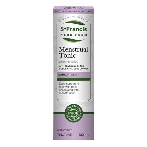 Buy St. Francis Herb Farm Menstrual Tonic (formerly Dong Quai Combo) at Pure Feast