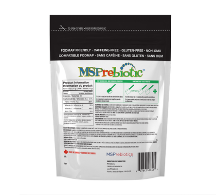 MSPrebiotic Prebiotic Supplement