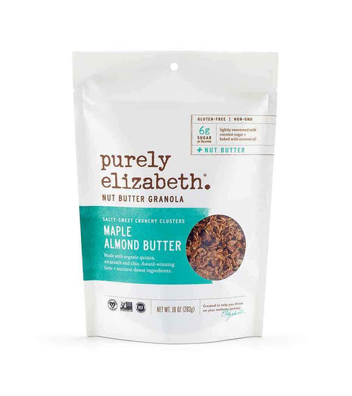 Buy Purely Elizabeth Nut Butter Granola, Maple + Almond Butter from Pure Feast