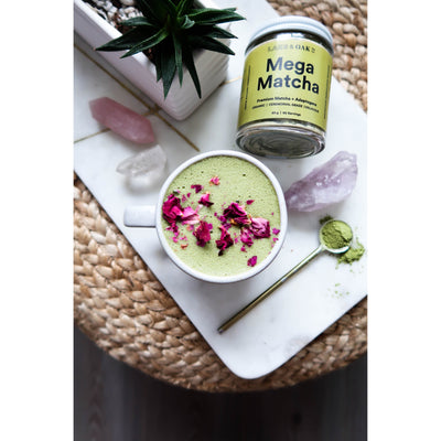 Buy Lake & Oak Mega Matcha at Pure Feast