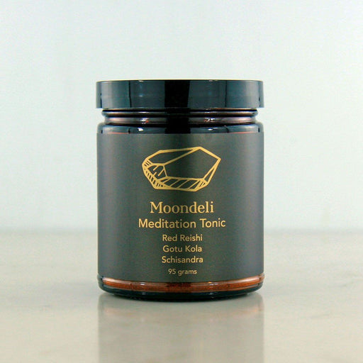 Moodbeli Meditation Tonic at Pure Feast in Canada