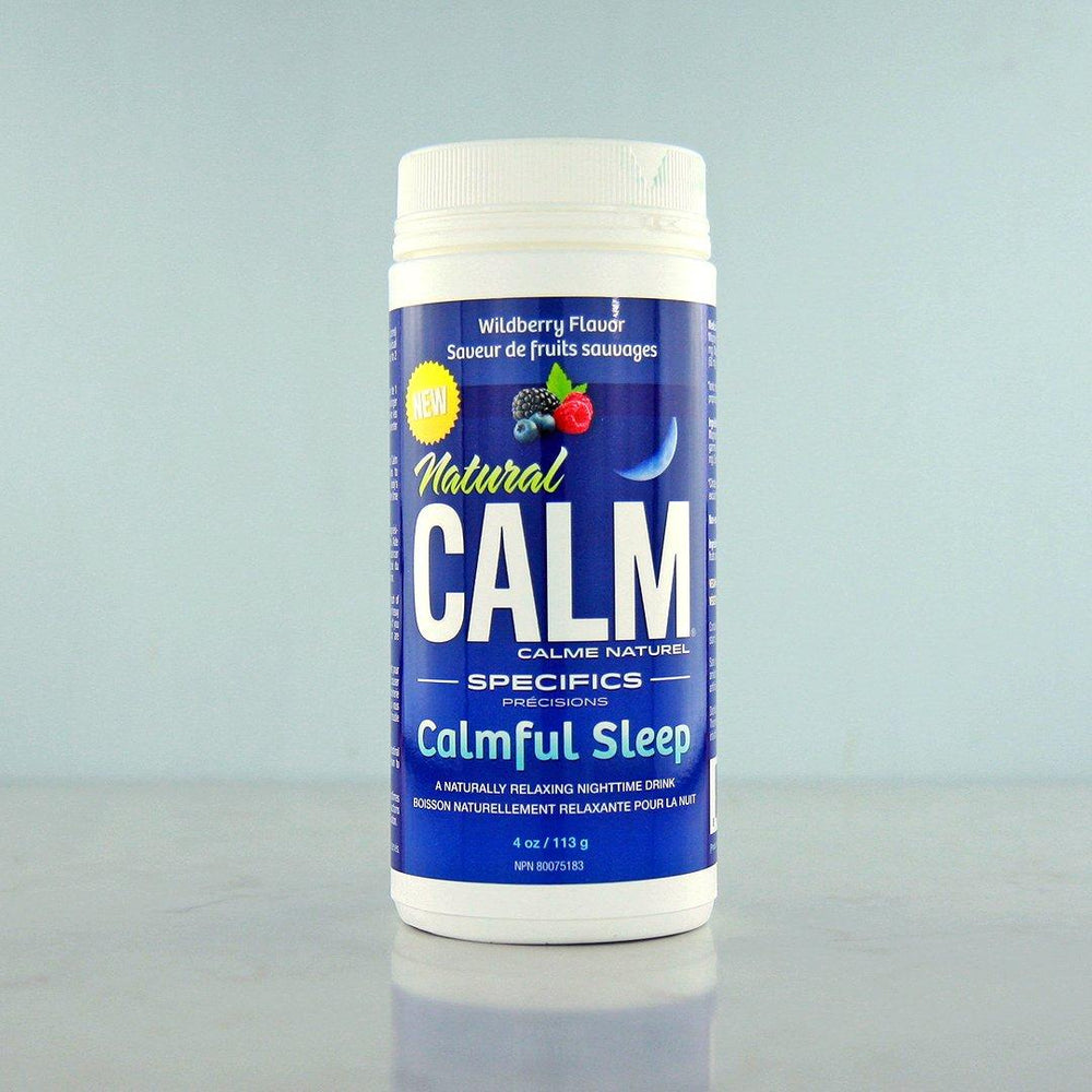 Buy Natural Calm Specifics Calmful Sleep online in Canada at Pure Feast