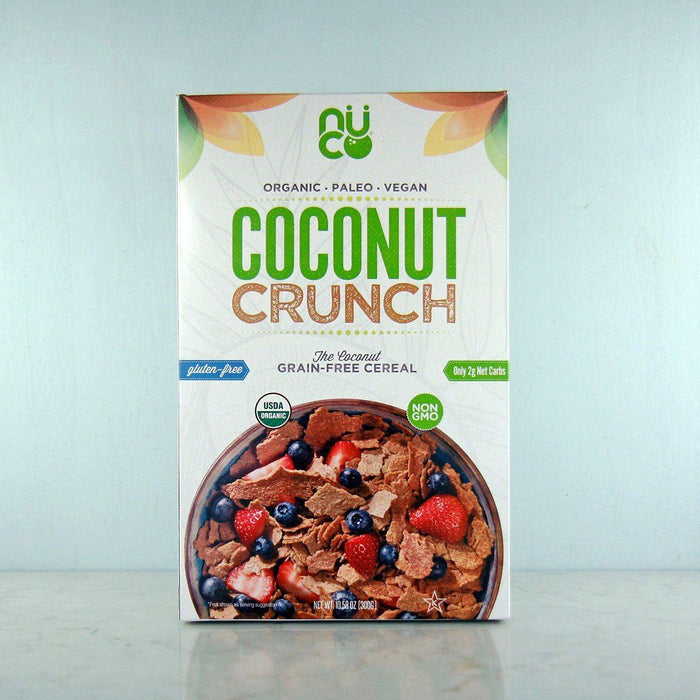 Nuco Coconut Crunch Cereal at Pure Feast
