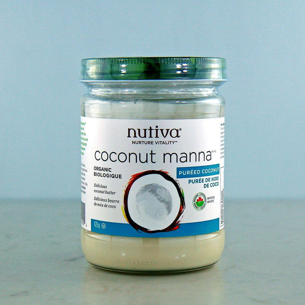 Buy Nutiva Coconut Manna (Coconut Butter) online in Canada at Pure Feast