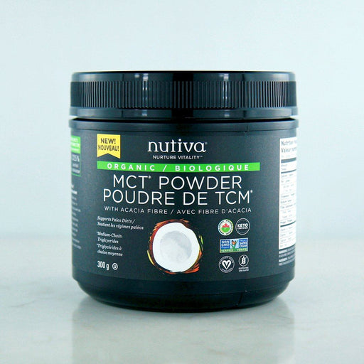 Nutiva Organic MCT Oil Powder at Pure Feast