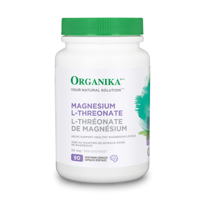 Buy Organika Magnesium L-Threonate at Pure Feast