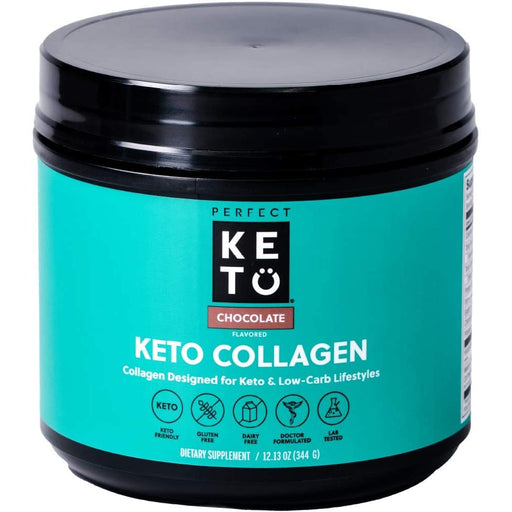 Buy Perfect Keto Chocolate Collagen in Canada at Pure Feast