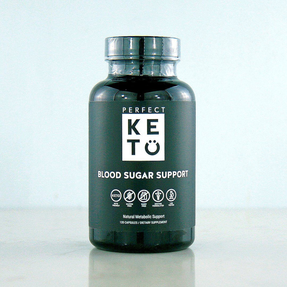 Perfect Keto Blood Sugar Support at Pure Feast