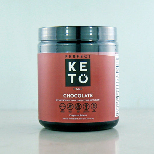 Perfect Keto Chocolate Exogeneous Ketones at Pure Feast