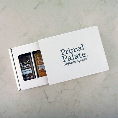 Primal Palate Taste of Asia Spice Pack