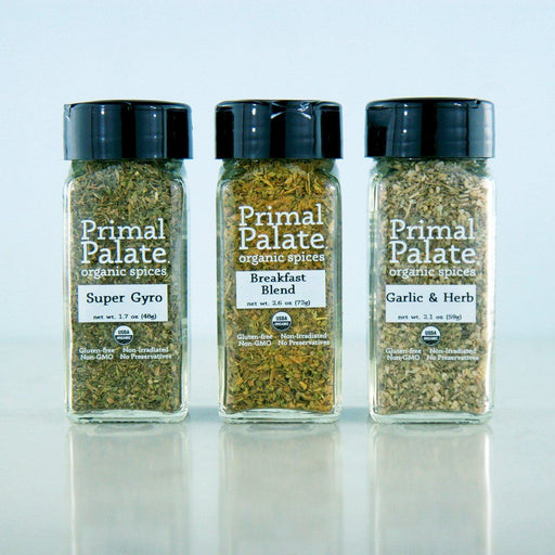 Primal Palate Organic Everyday AIP Blends (3-Pack) at Pure Feast