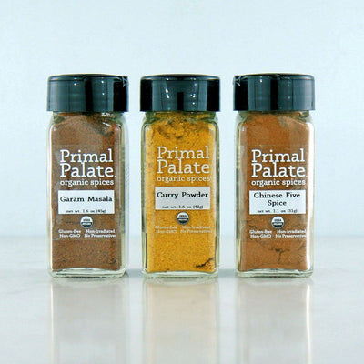Primal Palate Taste of Asia Spice Pack at Pure Feast