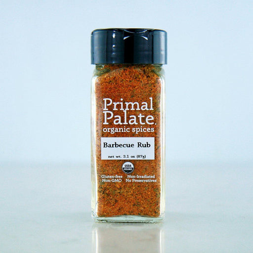 Primal Palate Organic Barbecue Rub at Pure Feast