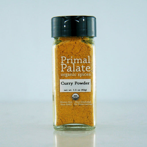 Primal Palate Organic Curry Powder at Pure Feast