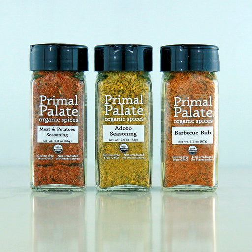 Primal Palate Signature Blends Spice Pack at Pure Feast
