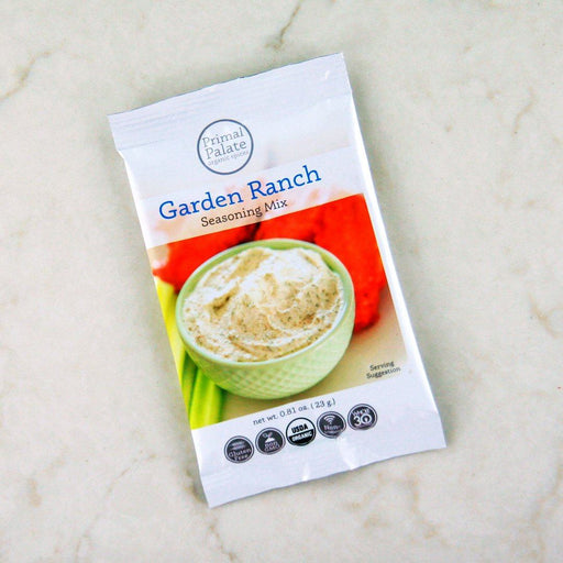 Primal Palate Garden Ranch Seasoning Mix at Pure Feast