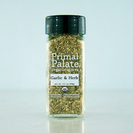 Primal Palate Garlic & Herb AIP Spice Mix at Pure Feast