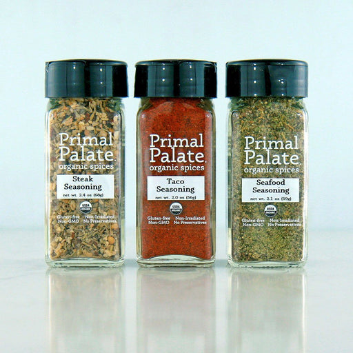 Primal Palate Griddle & Grill Spice Pack at Pure Feast