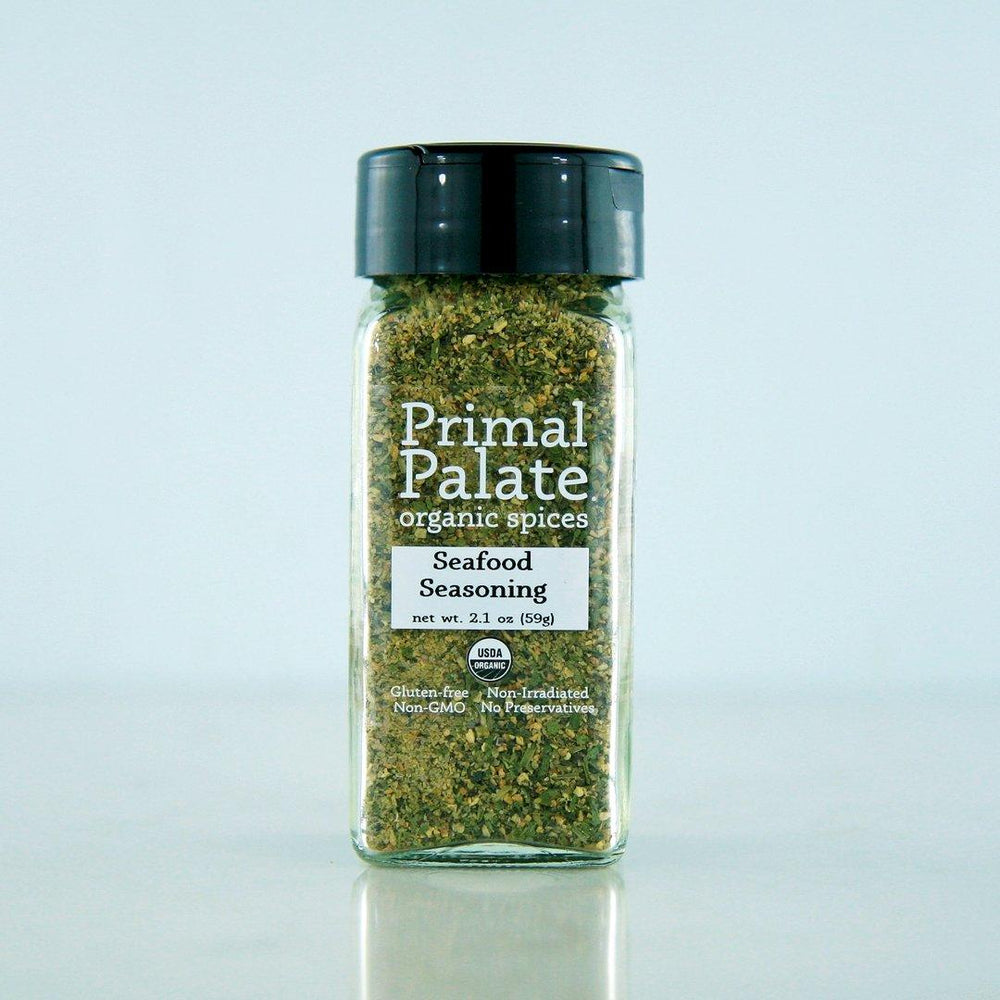 Primal Palate Organic Seafood Seasoning at Pure Feast