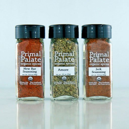 Primal Palate Food Lovers Spice Pack at Pure Feast