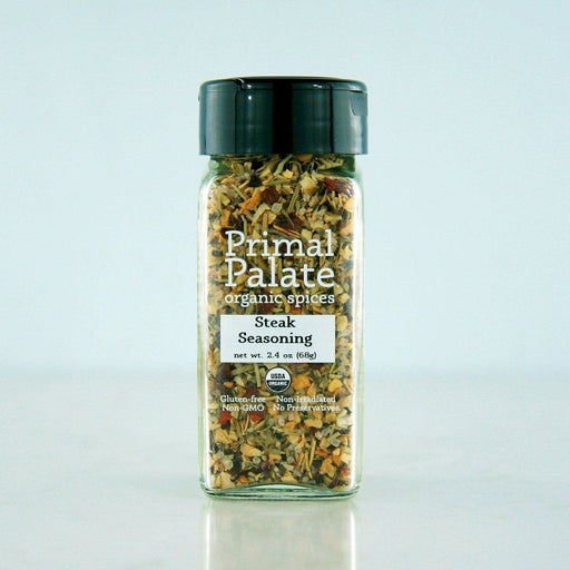 Primal Palate Organic Steak Seasoning at Pure Feast