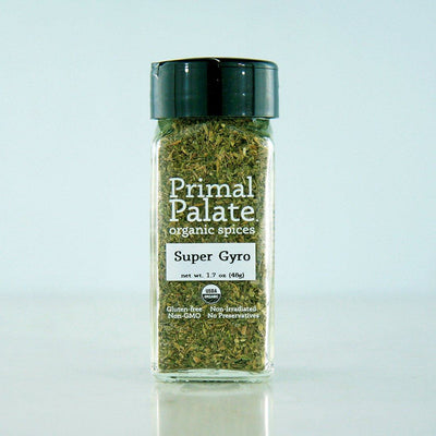 Primal Palate Super Gyro Greek Seasoning Mix at Pure Feast