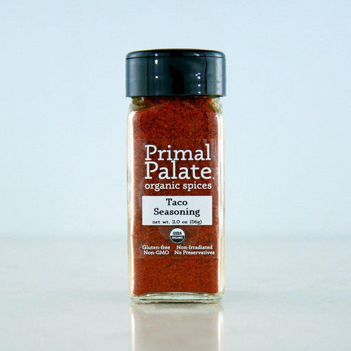 Primal Palate Organic Taco Seasoning Mix at Pure Feast