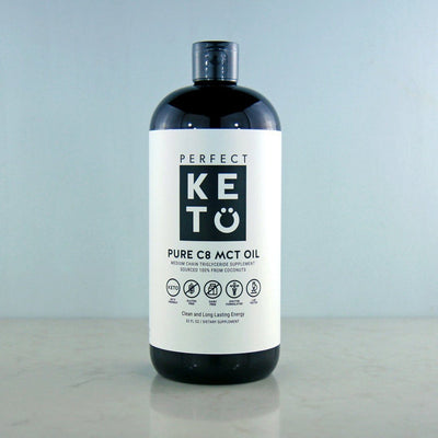 Buy Perfect Keto C8 MCT Oil in Canada at Pure Feast