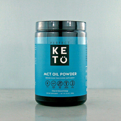 Perfect Keto MCT Oil Powder in Canada at Pure Feast