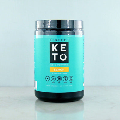Perfect Keto Perform - Keto Pre-Workout Sports Drink in Canada at Pure Feast