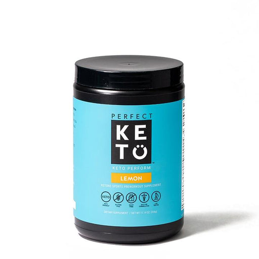 Perfect Keto Perform - Keto Pre-Workout Sports Drink
