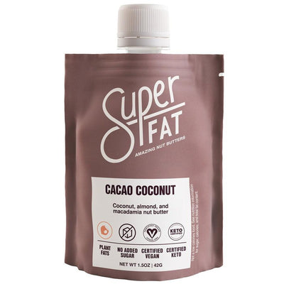 SuperFat Cacao Coconut Nut Butter at Pure Feast