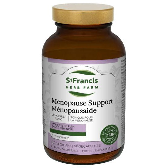 St. Francis Menopause Support at Pure Feast