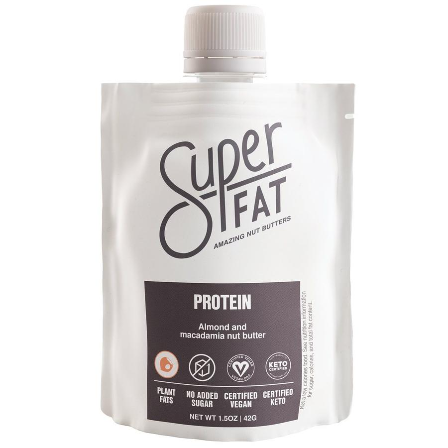 SuperFat Protein Nut Butter at Pure Feast
