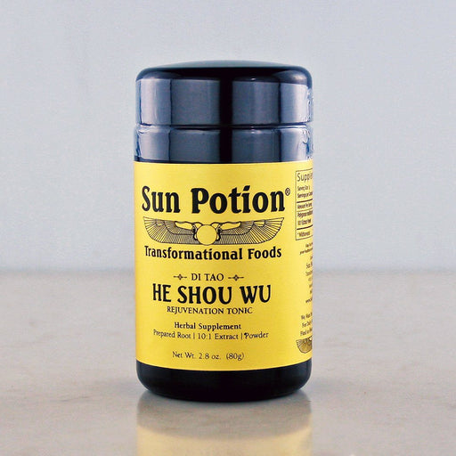 Buy Sun Potion He Shou Wu online at Pure Feast