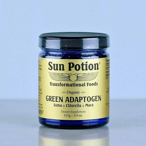 Buy Sun Potion Green Adaptogen online in Canada at Pure Feast