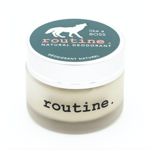 Buy Routine Cream Natural Deodorant Like a Boss at Pure Feast