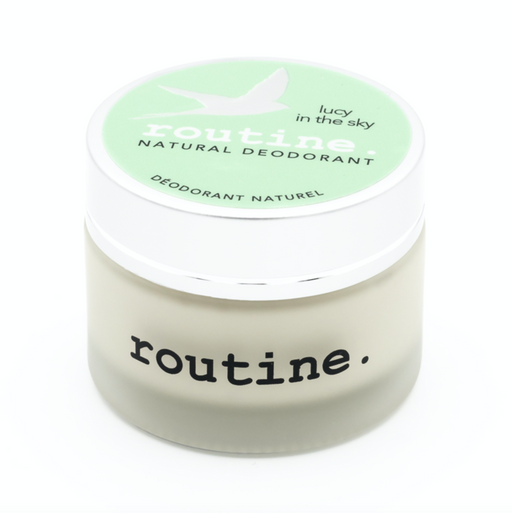 Buy Routine Cream Natural Deodorant Lucy in the Sky at Pure Feast
