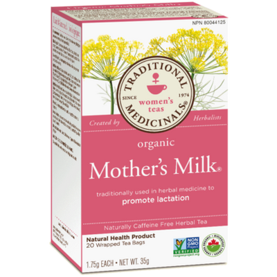 Buy Traditional Medicinals Organic Mother's Milk Tea at Pure Feast